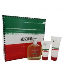 Gift Set -- 125 ml Eau De Toilette Spray 50 ml  After Shave Balm + 100 ml Shower Gel