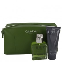 Gift Set -- 100 ml Eau De Toilette Spray + 100 ml After Shave Balm in Pouch
