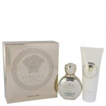Gift Set -- 50 ml Eau De Parfum Spray + 100 ml Body Lotion