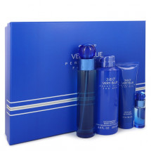Gift Set -- 100 ml Eau De Toilette Spray + 7 ml Mini EDT Spray + 90 ml Shower Gel + 200 ml Body Spray