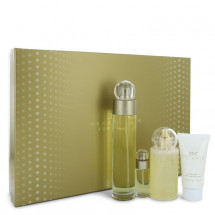 Gift Set -- 100 ml Eau De Toilette Spray + 120 ml Body Mist + 60 ml Hand Cream + .25 Mini EDT Spray