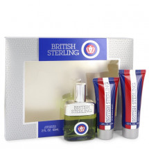 Gift Set -- 75 ml Cologne Spray + 75 ml Body Wash + 60 ml After Shave Balm