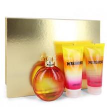 Gift Set -- 100 ml Eau De Toilette Spray + 100 ml Body Lotion + 100 ml Shower Gel