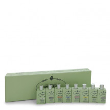 Gift Set -- Mini Gift Set of Eight 8 ml Travel Sprays Includes Iris, Iris Cedre, Fleur D'oranger, Amande, Rose, Mimosa, Oellet, Vetiver