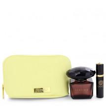 Gift Set -- 90 ml Eau De Toilette Spray + 9 ml Mini EDT Spray In Versace Pouch