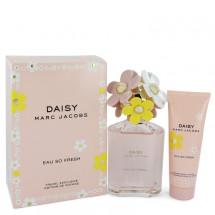 Gift Set -- 125 ml Eau De Toilette Spray + 75 ml Body Lotion