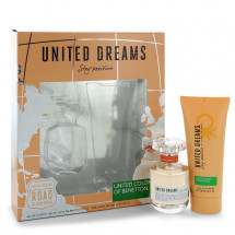 Gift Set -- 50 ml Eau De Toilette Spray + 100 ml Body Lotion