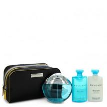 Gift Set -- 100 ml Eau De Toilette Spray + 75 ml After Shave Balm + 75 ml Shower Gel + Pouch