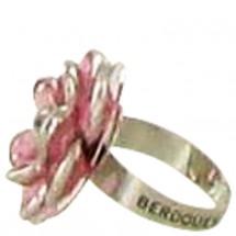 -- Flower Cocktail Ring