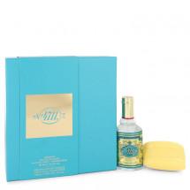 Gift Set -- 90 ml Eau De Cologne Spray + 105 ml Soap