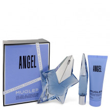 Gift Set -- 50 ml Eau De Parfum Spray Refillable + 9 ml Mini EDP Purse Spray + 50 ml Shower Gel