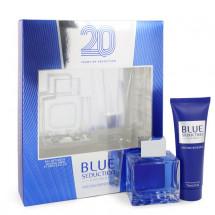Gift Set -- 100 ml Eau DE Toilette Spray + 75 ml After Shave Balm