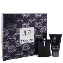Gift Set -- 50 ml Eau De Toilette Spray Refillable 50 ml Hair & Body Shampoo