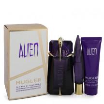 Gift Set -- 60 ml Eau De Parfum Spray Refillable + 50 ml Body Lotion + 9 ml Mini EDP Refillable Spray