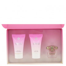 Gift Set -- 5 ml Mini EDT + 24 ml Shower Gel + 24 ml Body Lotion