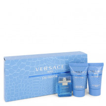 Gift Set -- 5 ml Mini EDT (Eau De Fraiche) + 0.8 Shower Gel + 24 ml After Shave Balm