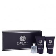 Gift Set -- 5 ml Mini EDT + 24 ml After Shave Balm + 24 ml Hair + Body Shampoo