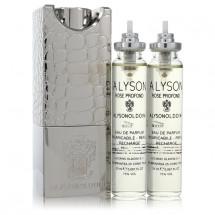 Eau De Parfum Refillable Spray Includes 3 x 20 ml Refills and Atomizer 60 ml