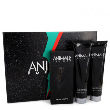 -- Gift Set - 100 ml Eau De Toilette Spray + 100 ml After Shave Balm + 100 ml Body Wash