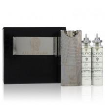 Eau De Parfum Refillable Spray Includes 3 x 20ml and Refillable Atomizer 60 ml