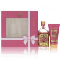 Gift Set -- 100 ml Eau De Cologne Spray + 50 ml Shower Gel