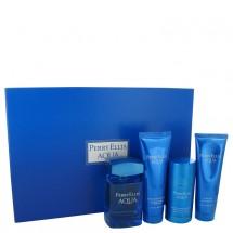 -- Gift Set - 100 ml Eau De Toilette Spray + 80 ml Deodorant Stick + 90 ml After Shave Gel + 90 ml Shower Gel