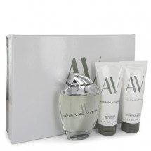 -- Gift Set - 90 ml Eau De Parfum Spray + 3.3 Body Lotion + 100 ml Shower Gel